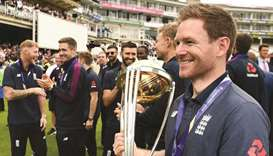 Not fair to win World Cup like that: Morgan