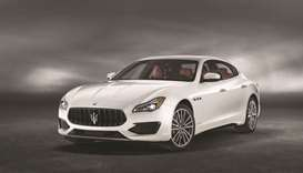 All-new Maserati Quattroporte 'blends sensational Italian beauty with sporty and aggressive touches'