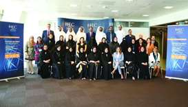 HEC Paris in Qatar launches second intake of SBUM programme