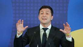 Ukrainian president says asked Putin to curb separatists