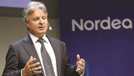 Casper von Koskull, CEO of Nordea Bank