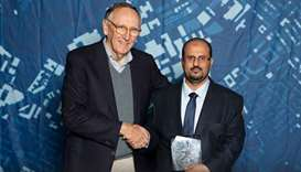 Ashghal wins GIS Excellence Award