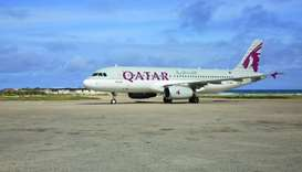 Qatar Airways inaugural flight touches down at gateway to Somalia