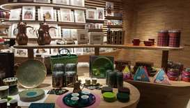 NMoQ gift shops - where Qatar's natural landscapes come alive