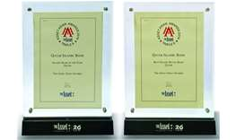 QIB's 'Bank of the Year' and 'Best Retail Bank of the Year' bestowed by the Asset Magazine.