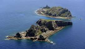 Takeshima (Dokdo) islands