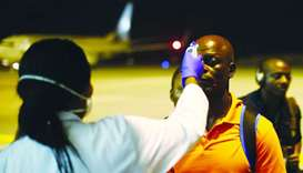Central Africa routes on airlines' radar over Ebola