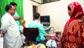QRCS's 'Little Hearts' project kicks off in Bangladesh