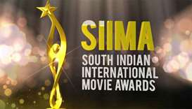 South Indian stars set for movie awards extravaganza