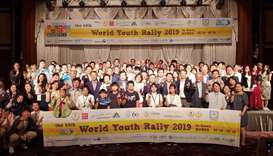 Qatar Youth Hostels attends World Youth Rally in Seoul