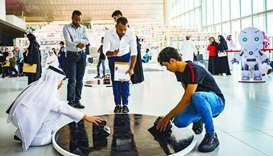 Qatar National Library August events encourage creative skills