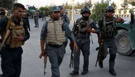 20 dead as violence mars Afghan election season start