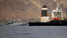 Iran tanker captain says marines used 'brute force'