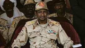 Sudan's military leaders sign $6mn deal with shady lobbyist