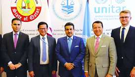 Pact signed with UN body to make Doha anti-corruption training centre