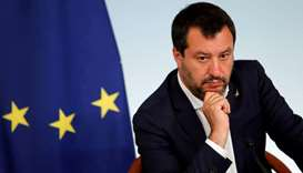 Italy's Salvini brands release of migrant rescue ship captain as politically biased