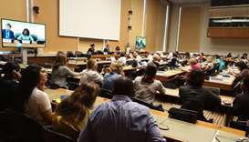 Doha International Family Institute attends CEDAW session in Geneva