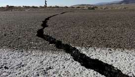 Californians jolted by strong aftershock following strongest quake in 25 years