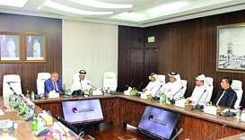 Qicca hosts trainees from Justice ministry