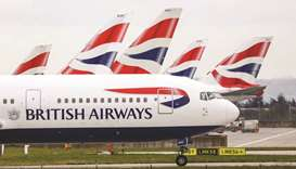 British Airways cancels 1,700 flights as pilots strike