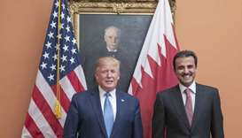 US and Qatar are partners, allies, and friends: Amir