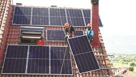 Coronavirus chill upends solar power industry