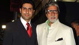 Megastar Amitabh Bachchan, son hospitalised with Covid-19