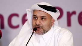QFC Authority chief executive Yousuf Mohamed al-Jaida