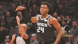 Buddy Hield among missing Kings at practice