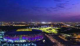 Qatar will have at least a year between the completion of the stadiums and the beginning of the Worl