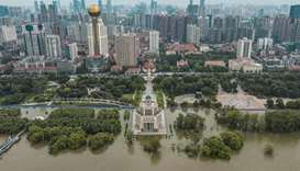 China says 33 rivers hit record levels as floods situation remains 'grim'