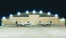 """The Diamond Agreement guarantees """"unrivalled"""" service on board Qatar Executive's state-of-the-art fl"""
