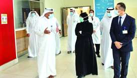 Last batch of recovered Covid patients leaves Mesaieed Hospital
