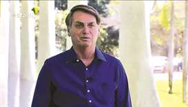 Brazil is led by the reckless populist Jair Bolsonaro, who has himself now contracted the virus.