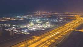 The 80,000-capacity Lusail Stadium will be the biggest tournament venue and will host the final in 2
