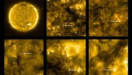Solar Orbiter takes closest images of the Sun