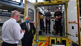 Britain eyes normal life by Christmas, but preparing for second Covid-19 wave