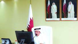 Qatar participates in meeting of GCC ministerial committee
