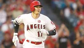 Restricted to a designated hitter role last season, Shohei Ohtani belted 18 home runs with a batting
