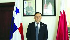 Envoy lauds resilience of Qatari, Panamanian companies as markets brace for 'new normal'