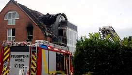 Three dead after aircraft crashes into German residential building