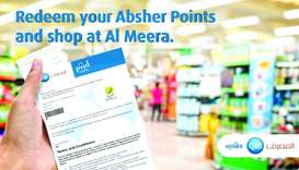 QIB welcomes Al Meera to its Absher Rewards Programme network