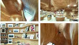 NMoQ gift shops top contender for coveted Architizer A+Awards
