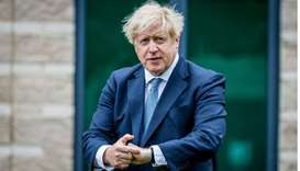 UK PM Johnson says no fans will be allowed at sports pilot events