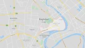 Iraq Baghdad Green Zone