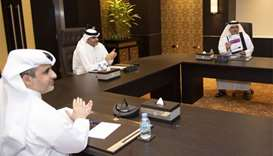 9 contracts worth QR3.6bn signed for citizens' land plots development