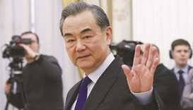 Wang: thanked Pakistan for the support it has extended to China in difficult times.