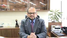 Tawfeeq Travel Group CEO Rehan Ali Syed.