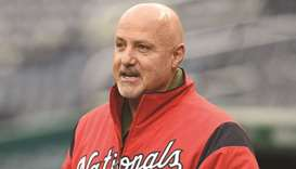 Mike Rizzo called on Major League Baseball to quickly resolve issues with their process and their la
