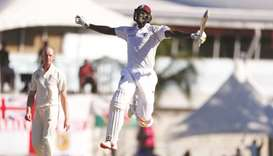 Jason Holder: Test of mettle.